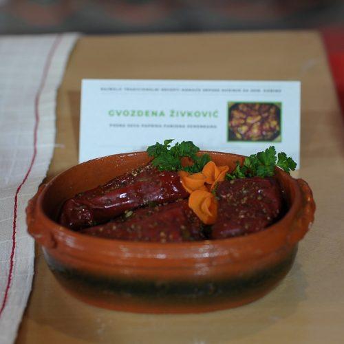 TESTIVAL 2020: Izbor najboljeg tradicionalnog recepta