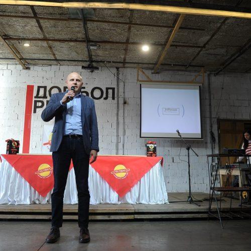 TESTIVAL 2020, svečano otvaranje, Miodrag Ilić, predsednik Udruženja Testival