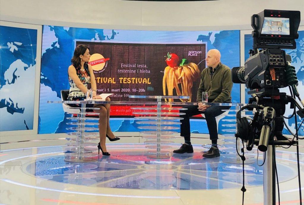 #TESTIVAL2020 u TV Pink - Svitanje